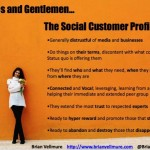 The Social Customer Profile